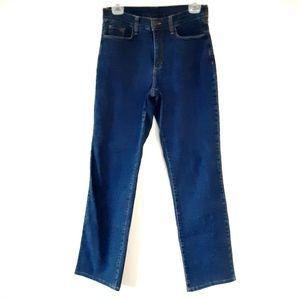 NJDJ Women's Straight High Rise  Jeans Sz 6